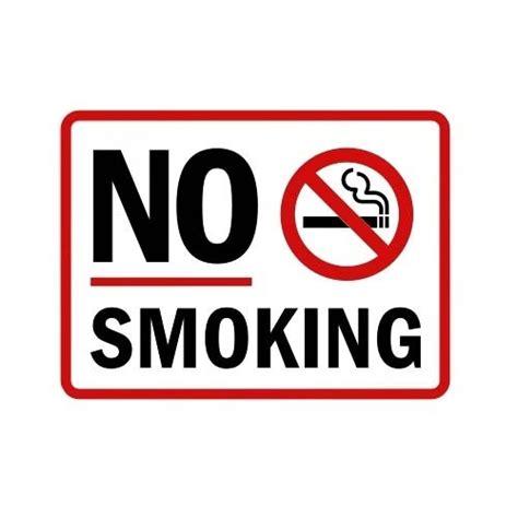 no smoking signs queensland no smoking stickers free qld custom sticker