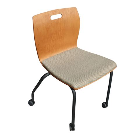 Chair Covers For Armchairs 1 Metro Steelcase Rover Side Stackable Task Chair Ebay
