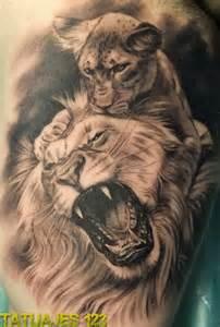 tatuaje tattoo rostro de leon car interior design