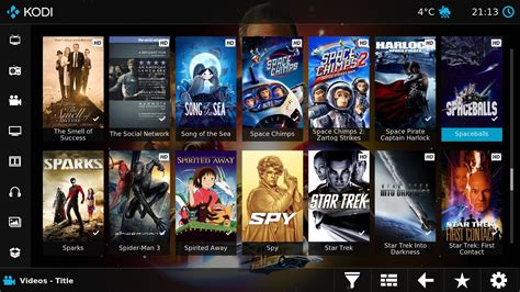 themes new film kodi 17 quot krypton quot media center to get a fresh look with
