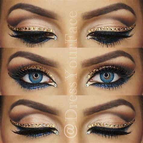 light blue face makeup mua dasena1876 movie night qu instagram photo