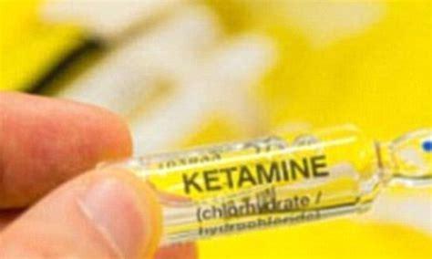 Ketamine Detox Uk by Illegal Ketamine Eases Severe Depression After