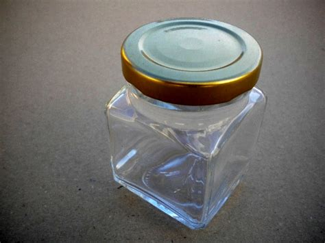 vasi per marmellate vasetti in vetro quadrato