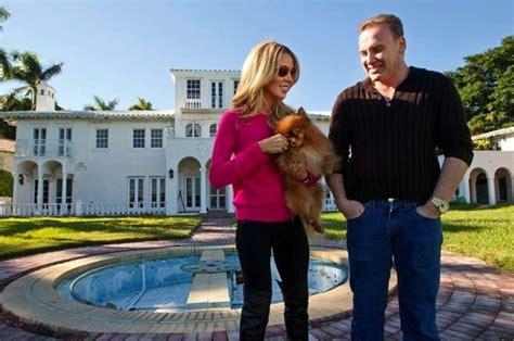 lenny and lisa hochstein divorce lisa lenny hochstein in battle to tear down mansion