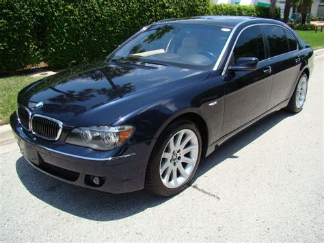 2006 Bmw 750 For Sale by Bmw 750li 2007 For Sale Image 253