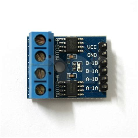 Dual Two Driver Motor Dc H Bridge L9110 l9110s h bridge stepper motor dual dc motor driver controller board for arduino