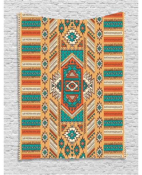 indian pattern wall hanging aztec tapestry indian bohemian pattern printed wall hanging