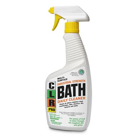 Cleaner For Bathroom by Clr Bath Cleaner