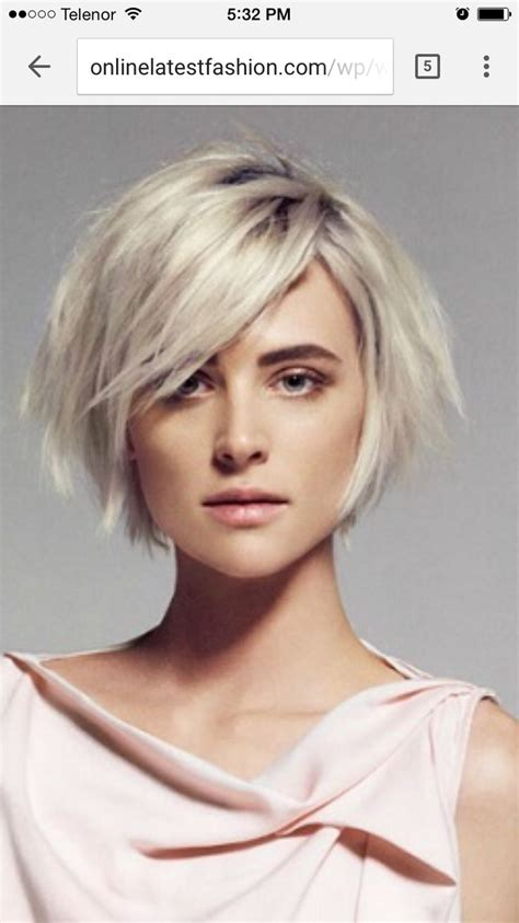 Hairstyles For 75 With Oval by 75 Besten Frisuren Bilder Auf Haar Ideen