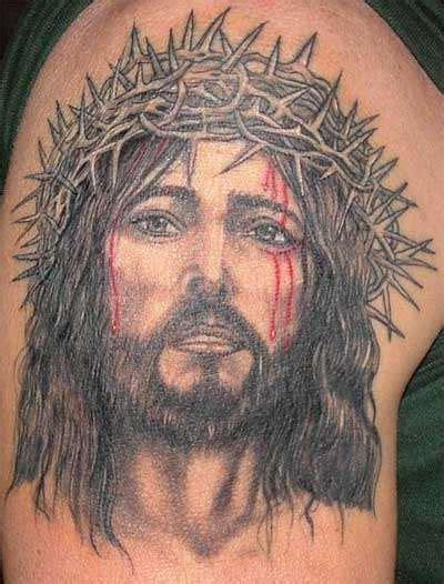 hardships funships and gunships jesus tattoo anyone