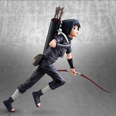 Banpresto Hscf Sasuke Set 2 g e m series itachi sasuke uchiha