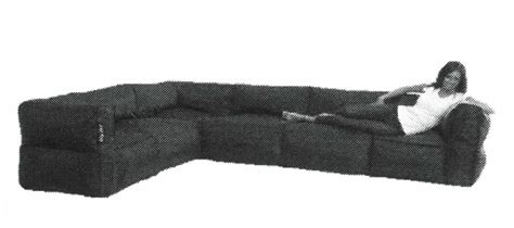 big joe sofa big joe 6 zip modular sectional by comfort research