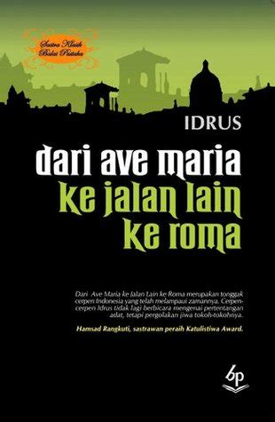 Novel Dari Hari Ke Hari Karya Mahbub Djunaidi cerpen ave karya idrus