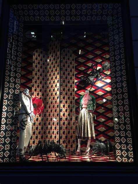 bergdorf goodmans window displays  york february  fashion trendsetter