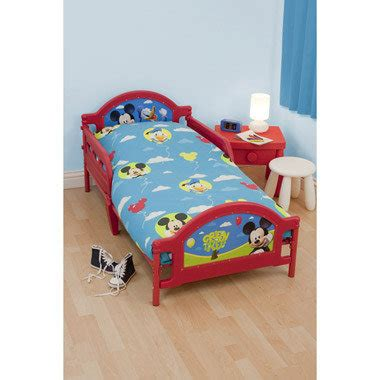 mickey mouse toddler bed mickey mouse toddler bed for sale in naas kildare from