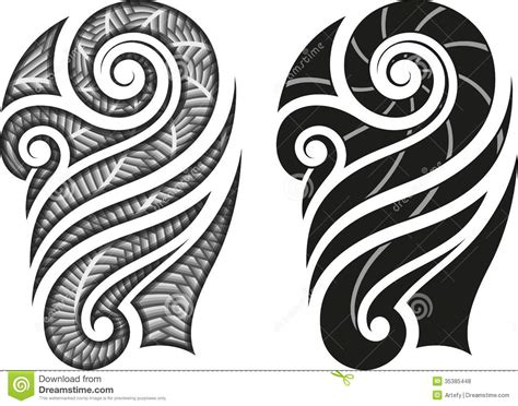 tattoo pattern vector maori tattoo pesquisa google tattoo pinterest