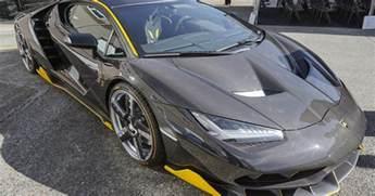 Lamborghini Made Of Carbon Fiber Lamborghini Is Rewriting The On Carbon Fiber