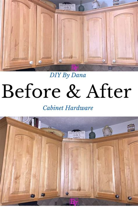 diy kitchen cabinet hardware how to replace kitchen cabinet hardware diy tutorial