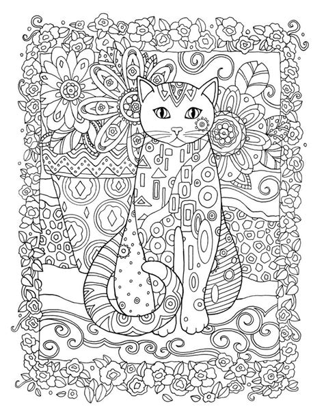 field of flowers coloring page 590 best color pages cats images on pinterest coloring