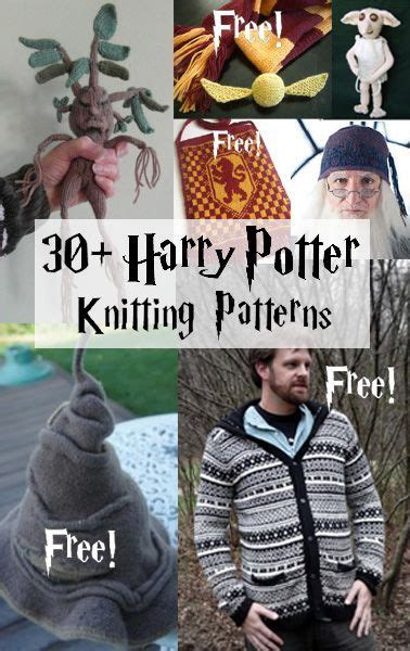 harry potter knitting best 25 harry potter warner bros ideas on