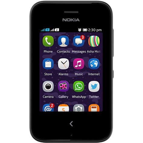 Themes Of Nokia Asha 230 | nokia asha 230 smartphone english