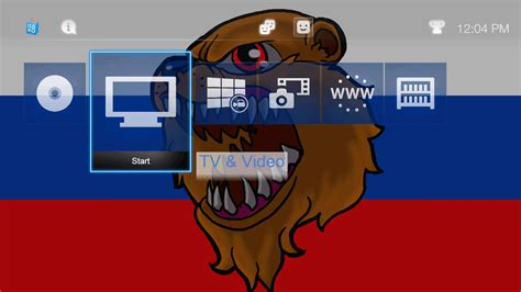 ps4 themes mexico russian bear theme en ps4 playstation store oficial m 233 xico