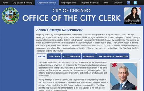 chicago city clerk chooses clarity partners to design its