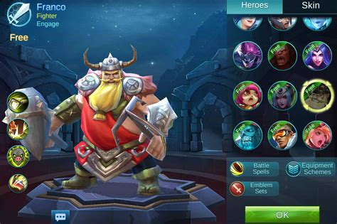 mobile legend build franco build guide in mobile legends fgr