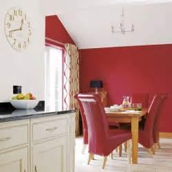 Kitchen Feature Wall Paint Ideas Crvena Boja U Kuhinji Enterijer Name Taj Ideje