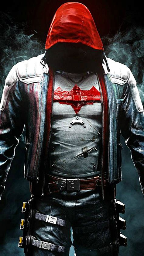 batman red hood wallpaper batman iphone wallpaper
