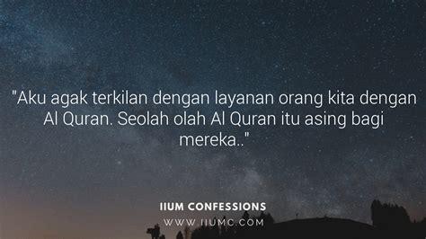 Al Quran Dan Serangan Orientalisme aku dan al quran iium confessions