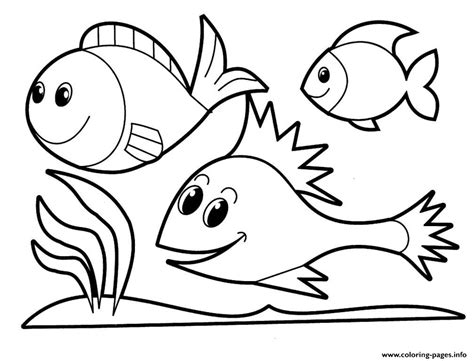 coloring book animals coloring pages for animals fish245e coloring pages