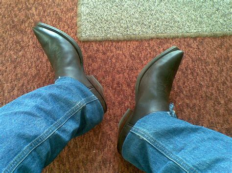 hair time again here s looking at shoes kid sendra cowboy boots with my jeans 2 here are my sendra