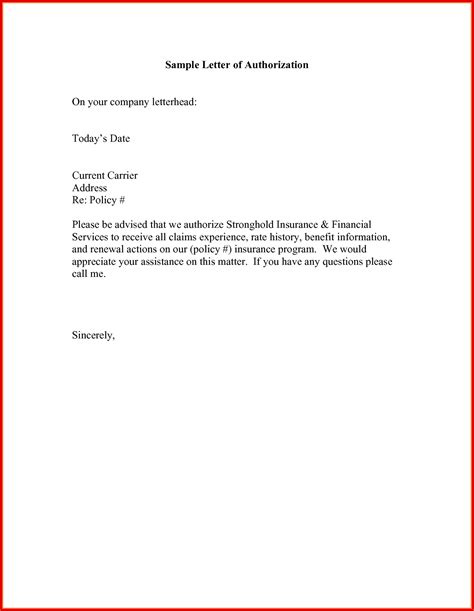 consent letter format from husband authorization letter format exles fresh