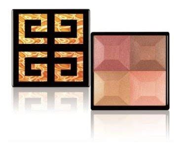Givenchy Prisme Again Arty Color Blush Quartet by Anonymous Givenchy Summer 2009 Makeup Collection