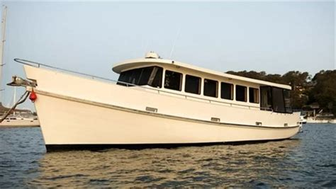 motor boat with living accommodation 6 incredible airbnb boats that are in australia oversixty