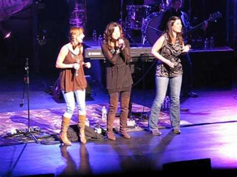 "amy grant, kim keyes & jenny gill ""baby baby"" (end of"