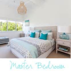 Hamptons Beach House Interior Design Coastal Style My Beach House Master Bedroom