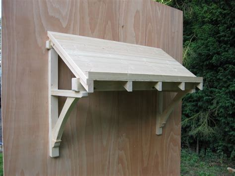 wood awning kit wooden door canopy kits joy studio design gallery best