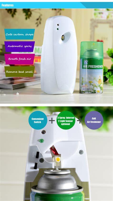 Parfum Mobilpengharum Mobilstark Air Freshener 4 wall mounted automatic perfume dispenser air freshener