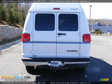 online auto repair manual 1998 dodge ram van 1500 electronic valve timing 1998 dodge ram van 1500 passenger conversion white blue photo 6 dealerrevs com
