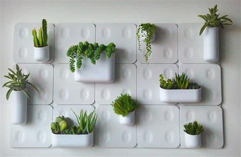 Vertical Magnetic Garden By Urbio Urbio Wall Garden