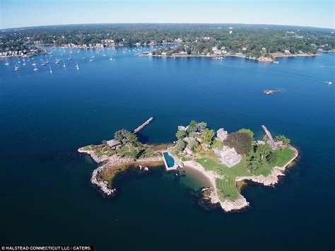 boat rides from new york to europe connecticut private island goes on sale for 8 7million