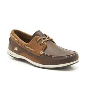 deck shoes clarks orson harbour mens leather deck shoes shoes by mail