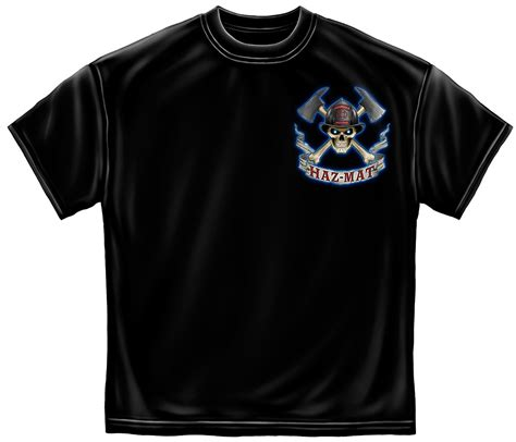 Shirt Mat Katun All Size fdny firefighter shirts patches and pins haz mat shirt shipping of all fdny