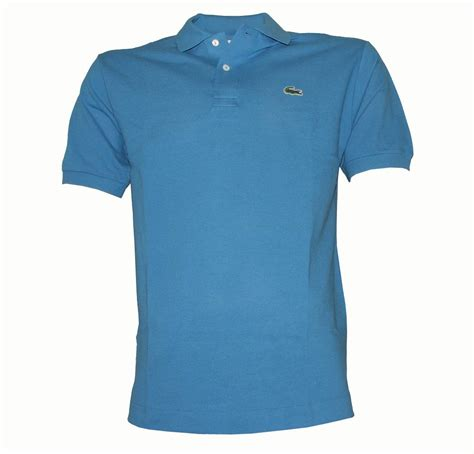 Polo Shirt Lacoste Turquoise Polo Shirt Polo Shirts From