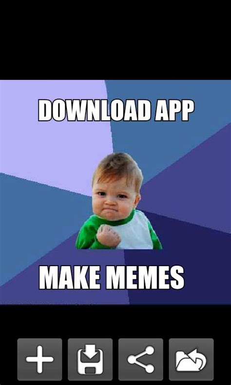 How To Make Memes App - advice animal meme creator android apps on google play