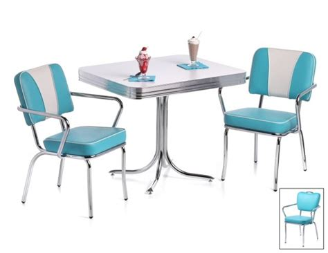 Western Style Dining Room Sets smart furniture toronto retro dinettes 50s diner