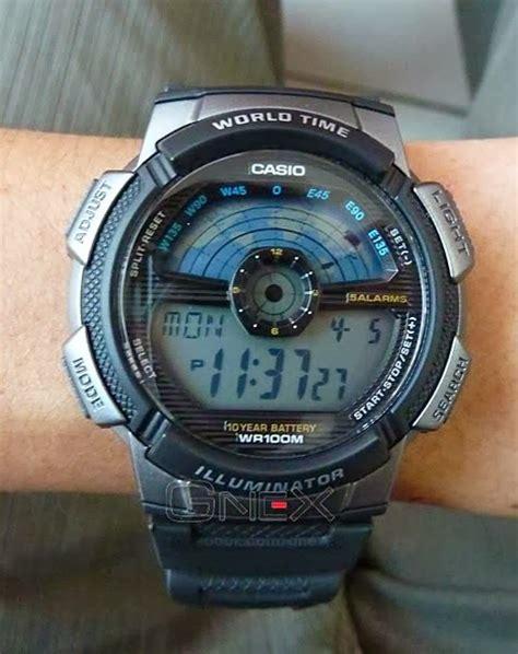 Obral Casio Standard Ae 1100w 1av casio illuminator ae 1100w 1av jam tangan casio grosir
