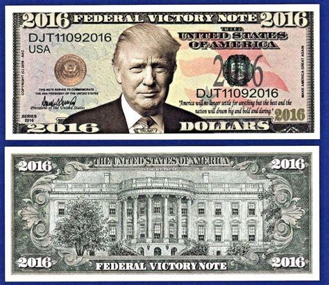 donald trump money 1 donald trump 2016 federal victory bill presidential